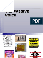 Passive Voice General