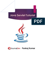 JAVA SERVLETS TUTORIAL PDF DOWNLOAD