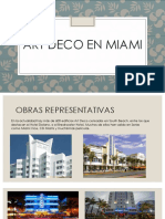 Art Deco en Miami