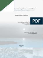 1- Rita Alcantara Tese Dout 2006 Aspectos institucionais da gestão dos recursos hídricos