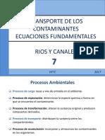 Clase 7 Transporte Rios-Canales 2017