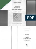 Lineamenti Di Scienza Genealogica