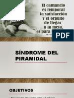 Sindrome piramidal