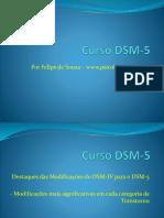 Modificações DSM