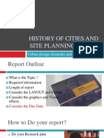 01 History of Cities and Site Planning (Hs225