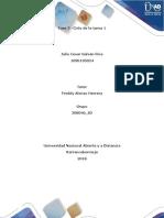 Algebra Liena _Julio Galvan_Fase 2 –Ciclo de La Tarea 1