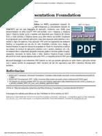 Windows Presentation Foundation – Wikipédia, A Enciclopédia Livre