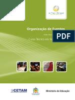 Organizacao de Eventos PB FICHA Capa ISBN 20120820