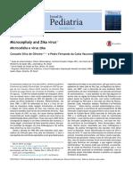 Microcefalia e vírus zika