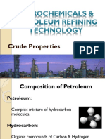 Crude Properties