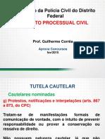 Dto Processual Civil 19 a 24