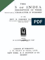E. Osborn Martin - The Gods of India.pdf