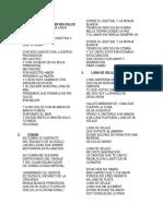 Canciones y Autores Guatemaltecos