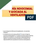 Neumonía Nosocomial y Asociada Al Ventilador
