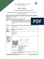 Ejercicios Dinamica de Maquinaria Unidad 1