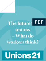 What Workers Think
