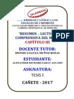 RESUMEN - LECTURA COMPRENSIVA DEL MIMI - CAPÍTULO III.pdf