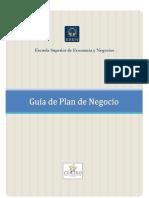 Guia Plan de Negocios ESEN