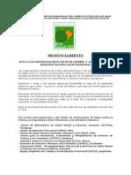 Pronunciamiento_Honduras_(Encuentro_2010)