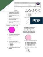 Evaluación de Geometría Tercer Periodo Grado Sexto_1