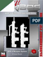 BlackHammer Firearms - BPR-8 Binary Propellant Rifle