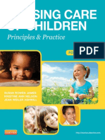 Book Class Prof Jackeline Nursing Care of Children - James Rowen, Susan [SRG]