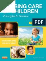Book Class Prof Jackeline Nursing Care of Children - James Rowen, Susan [SRG]