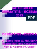 1. Kuliah Dermatitis 2013