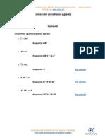 Conversión de Radianes a Grados (1)