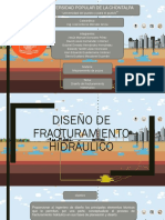 Diseño fracturamiento hidrahulico