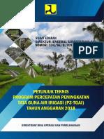 3 Petunjuk Teknsi P3-TGAI 2018