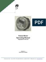 Meter Operating Manual