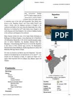 Rajasthan Info