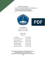 laporan amkl puskesmas