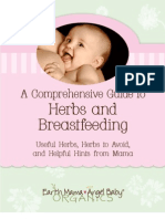 Comp. Guide To Herbs & Breastfeeding