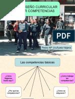 El Diseno Curricular Por Competencias Pedro Urunuela Adimad Abril 09