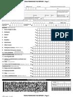 Tax Report Form 05-158