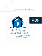 Manual Para Nuevos Voluntarios