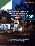 Kabupaten Cianjur Dalam Angka 2017