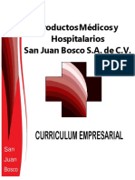 Cv San Juan Bosco