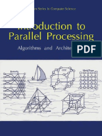Kluwer - Introduction to Parallel Processing - Algorithms and Architectures