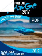 Fringe Program 2017