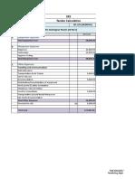 Siemens Cost sheet