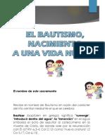 BAUTISMO 5° AÑO