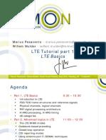 Edited LTE Tutorial Part 1 LTE Basics