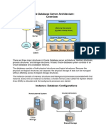 Oracle Database Server Architecture
