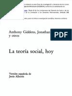 Giddens1991. El estructualsimo, el postestructuralismo y la produccion.pdf