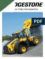 Brochure OTR Komatsu 2016
