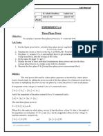 Manual of Power by Msc