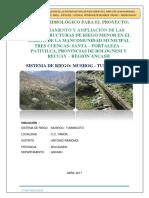 Hidrologia Mancomunidad Canal Mushog Tumancoto